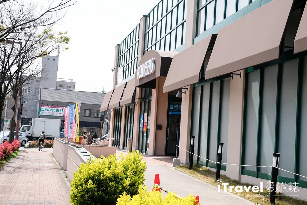 福岡飯店推薦 The Residential Suites Fukuoka (58)