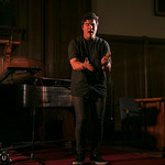 Jeremy Dutcher and Cedric Noel @ The First Baptist Church