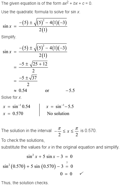 larson-algebra-2-solutions-chapter-14-trigonometric-graphs-identities-equations-exercise-14-4-33e