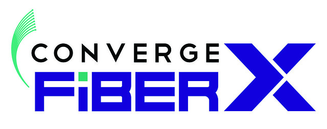 Converge Fiber X Final Logo -  Horizontal Version white