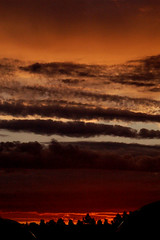 Sunset 6 June 2006 9