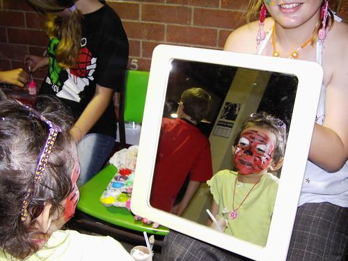paint me a face 2