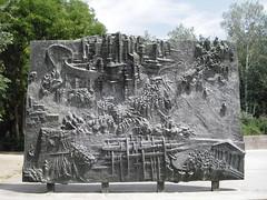 Spanish civil war monument