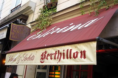 Paris - Île St. Louis: Berthillon