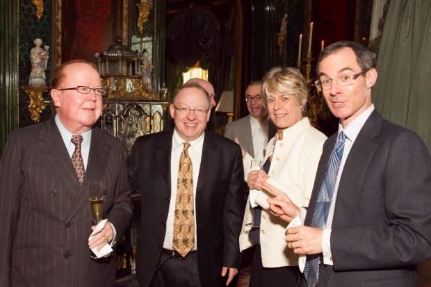 Tom Reynolds, Nic McGegan, Sue Hone, David Bowles