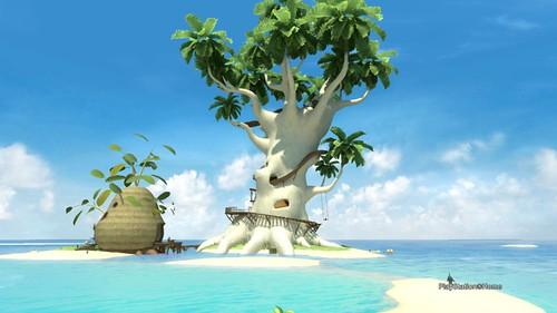 LocoRoco Island 01