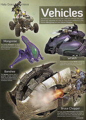 Halo 3 Vehicles