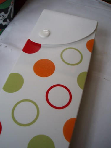 Spotty Pencil Case