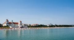 Binz Strand und Promenade - Rügen
