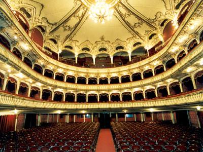 Sala de teatru