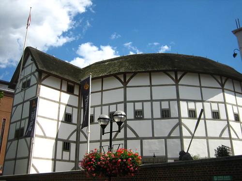 Shakespeares Globe by Kieran Lynam