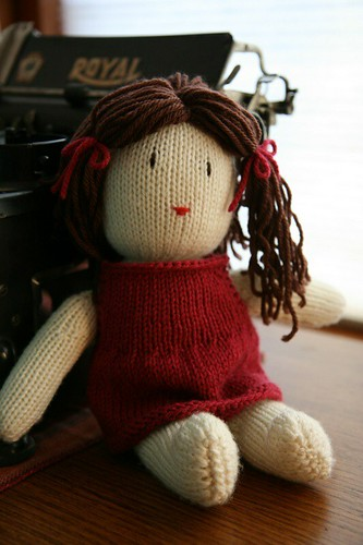 Amy Doll with sundress