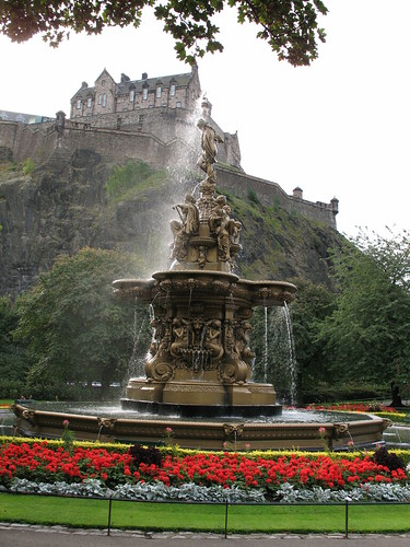 Edinburgh West Princes Street Gardens