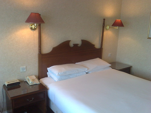 Burlington Hotel Bed