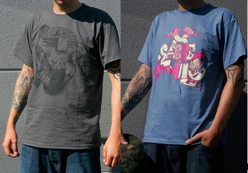 SABRE x RICHT x KOA T-Shirts