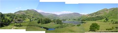 Little Langdale Panorama