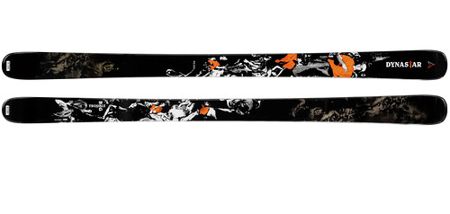 Dynastar Big Trouble Skis 2008