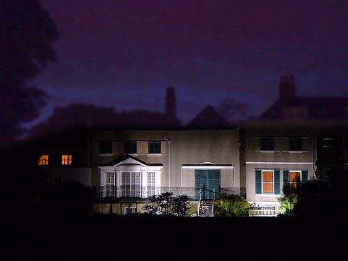 Preston Manor Museum Gloaming