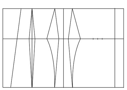 Underbust corset pattern - 18