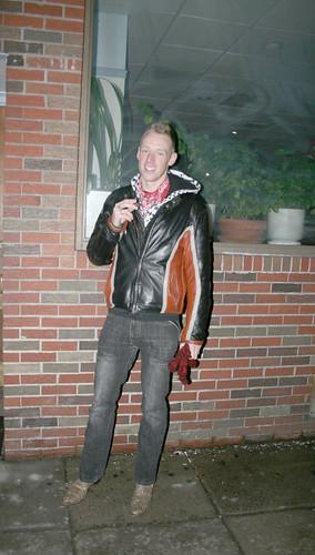 Badass jacket