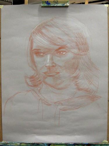 Portrait Course 2010-11-15 # 7