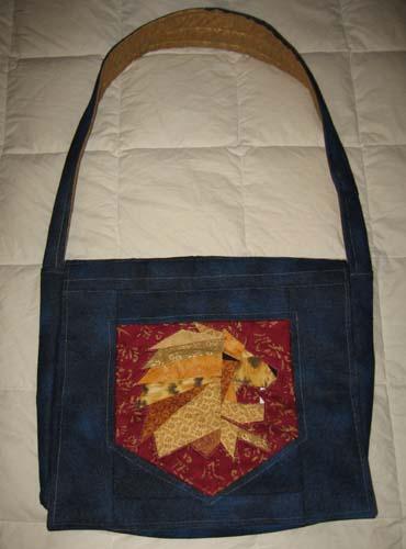 Hope's Messenger Bag for Vegas