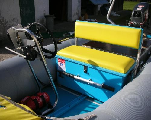 Zodiac Sitzbank Selbstgemacht Schlauchbootforum