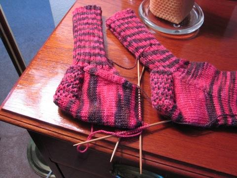 Pete's Socks 071707