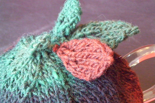 tea cozy leaves