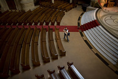 Pictures and Pews