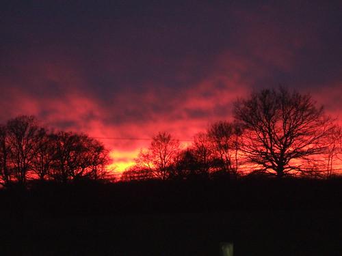 Cumbrian Night Sky