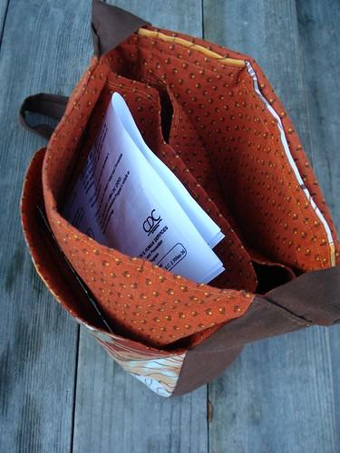 shoulder bag (inside)