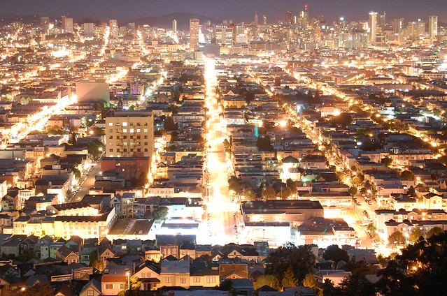 The Ribbon of South Van Ness