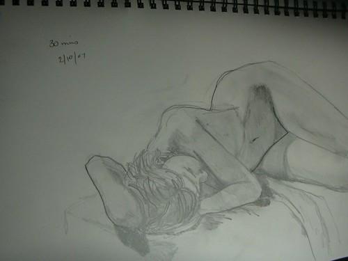 Lifedrawing 2/10/07