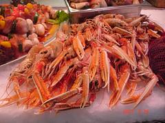 Nice seafood