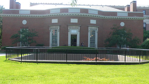 Houghton Library, Harvard