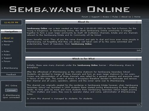 Sembawang Online