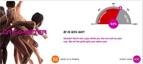 gay-o-meter b!