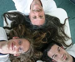 Falk Schuch, Andreas Linsner and Kai Jung