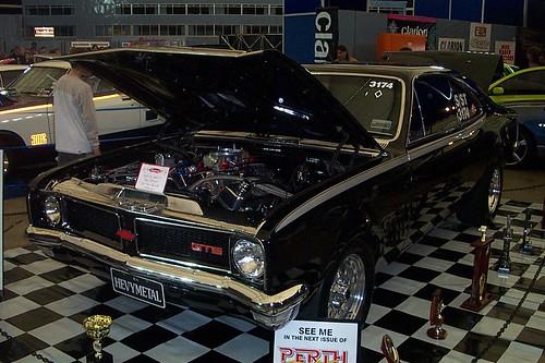 1971 Holden Monaro HG Coupe