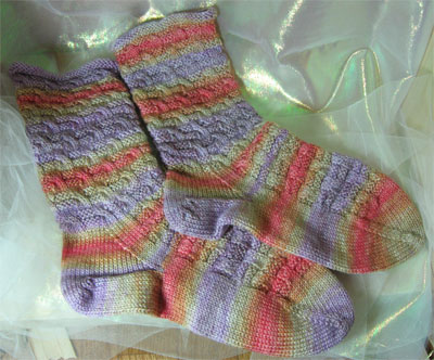 Patricio Kabam socks flat