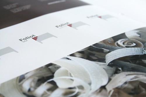Meubles Foliot, brochure corpo