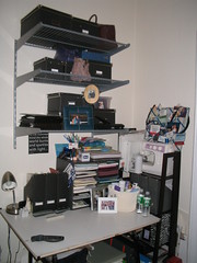 curing clutter