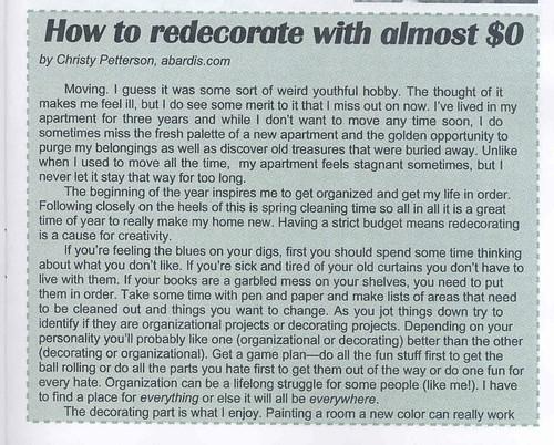 Croq Feb 07 article by me