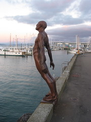 The Bronze Man