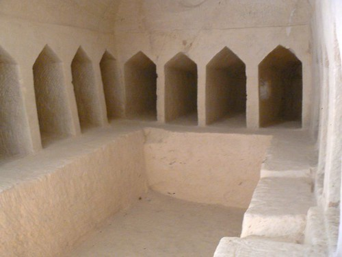 sidonian burial cave