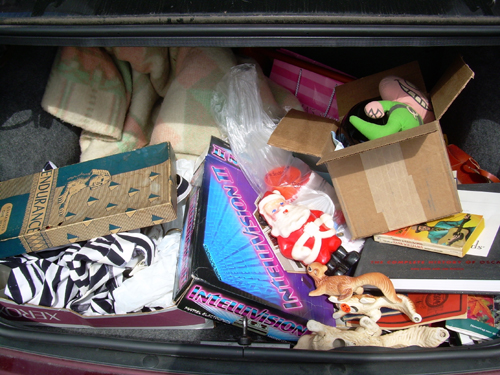 Junk In My Trunk 8/25/07