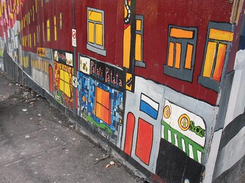 graffiti from Patati Patata