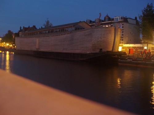 Noah's Ark in Amsterdam