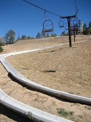 Big Bear Alpine Slide